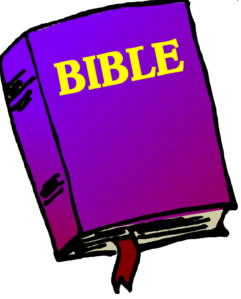 Bible Purple Cover